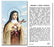 Image of SANTA TERESA HOLY CARD