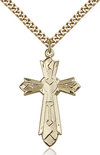mosaic_cross_pendant