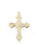 Image of Cross Medal (14kt Gold)