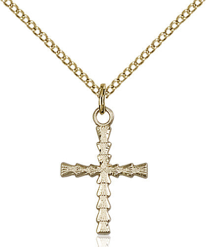 cross_pendant_14_karat_gold_filled