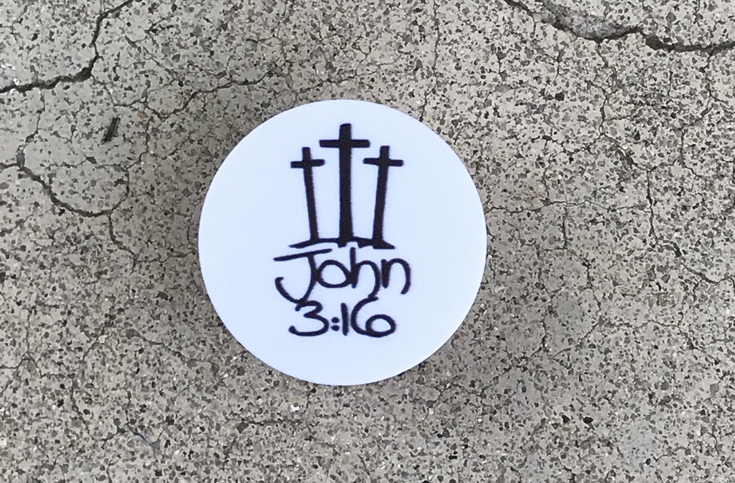 John 3:16 Faith Socket: Expandable Cell Phone Stand
