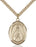 Image of St. Blaise Pendant (Gold Filled)