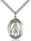 St. Blaise Pendant (Sterling Silver)
