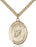 Image of St. Edward the Confessor Pendant (Gold Filled)