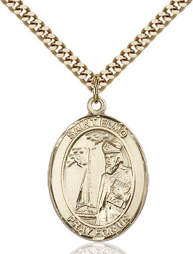 Image of St. Elmo Pendant (Gold Filled)