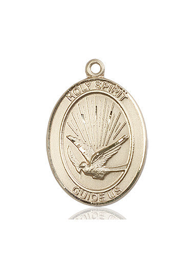 Image of Holy Spirit Medal (14kt Gold)