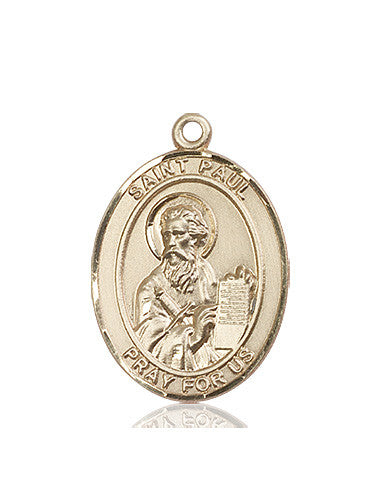 st_paul_the_apostle_medal_14kt_gold