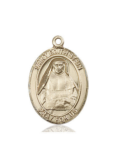 Image of St. Edith Stein Medal (14kt Gold)