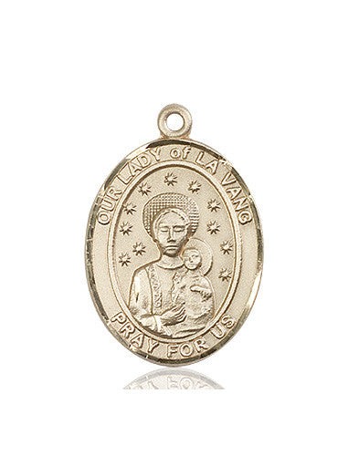 our_lady_of_la_vang_medal_14kt_gold
