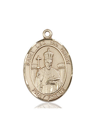 st_leo_the_great_medal_14kt_gold