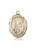 st_brigid_of_ireland_medal_14kt_gold