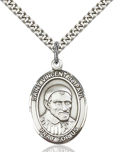 st_vincent_de_paul_pendant