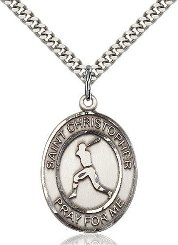 baseball_st_christopher_medal
