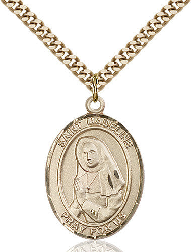 Image of St. Madeline Sophie Barat Pendant (Gold Filled)