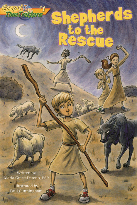 Shepherds to the Rescue–GTT #1