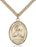Image of St. John Vianney Pendant (Gold Filled)