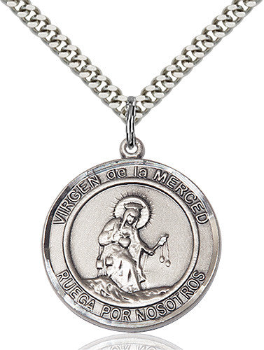 virgen_de_la_merce_pendant