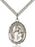Image of Our Lady of Consolation Pendant (Sterling Silver)