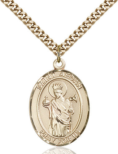 st_aedan_of_ferns_pendant
