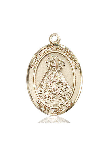 our_lady_of_olives_medal_14kt_gold
