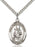 Image of St. Simon Pendant (Sterling Silver)