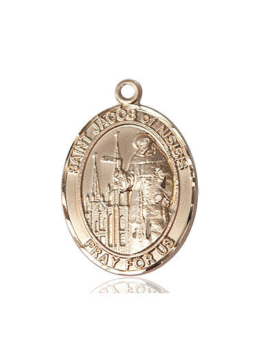 st_jacob_of_nisbis_medal_14kt_gold