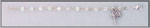 Image of CRYSTAL 4MM BRACELET