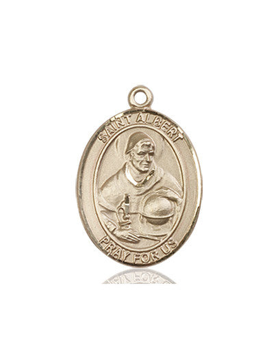 st_albert_the_great_medal_14kt_gold