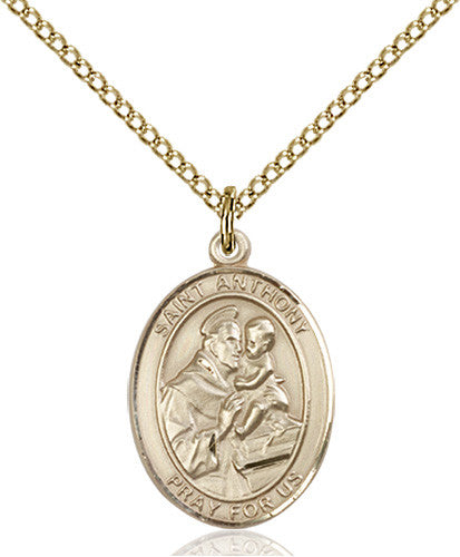 st_anthny_of_padua_pendant