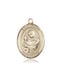 st_clare_of_assisi_medal_14kt_gold