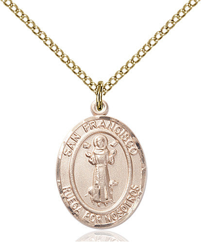 san_francis_pendant_gold_filled