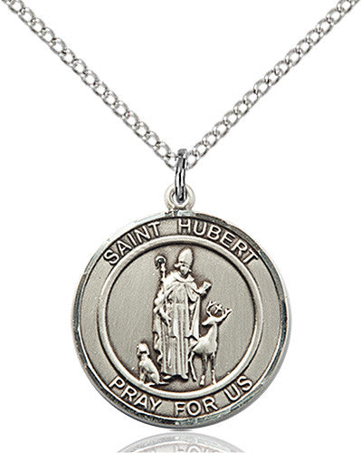 st_hubert_of_liege_pendant