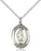 Image of St. Gregory the Great Pendant (Sterling Silver)