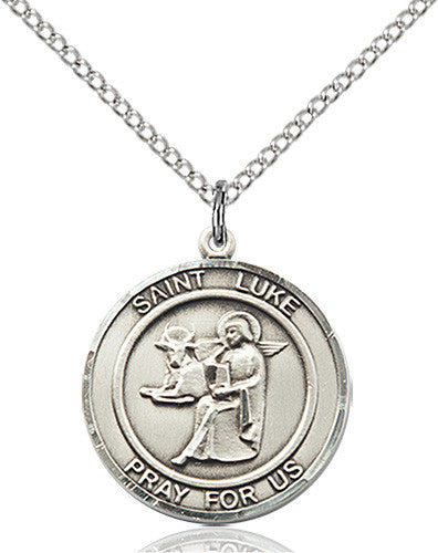 st_luke_the_apostle_pendant