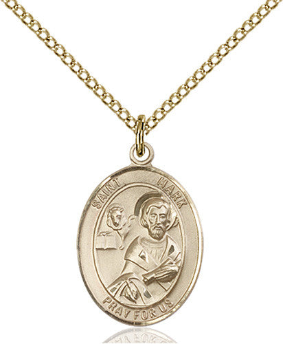 st_mark_the_evangelist_pendant