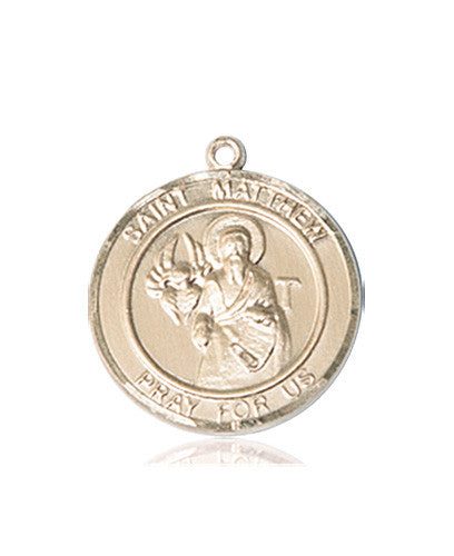 st_matthew_the_apostle_medal_14kt_gold
