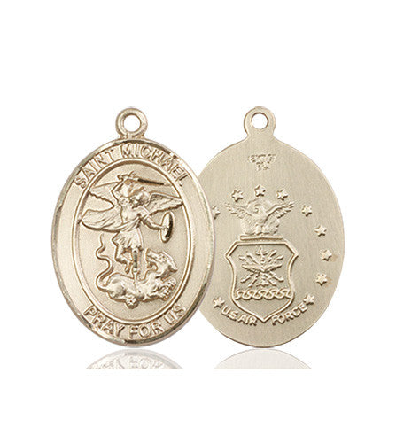 st_michael_airforce_medal_14kt_gold