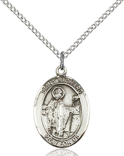 st_richard_pendant