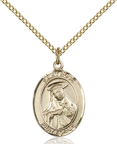 st_rose_of_lima_pendant