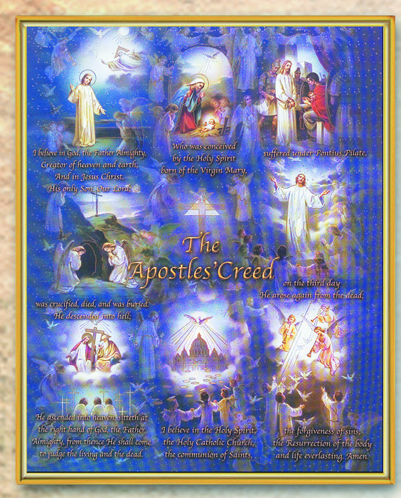 Image of APOSTLES CREED