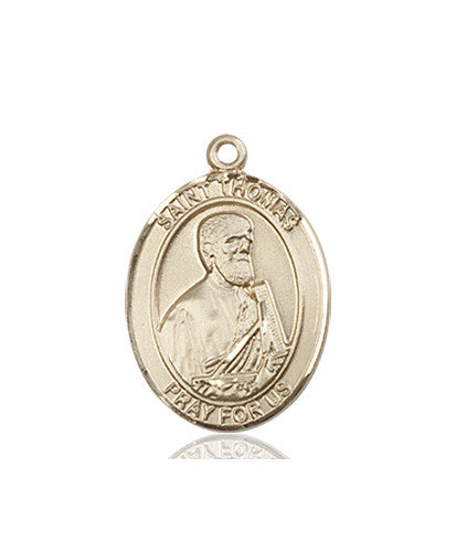 st_thomas_the_apostle_medal_14kt_gold