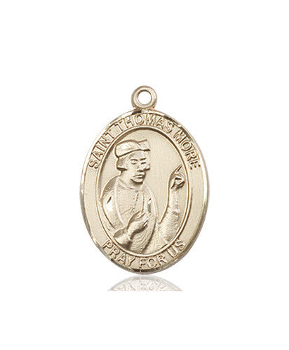 St. Thomas More Medal (14kt Gold)
