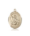 st_william_of_rochester_medal_14kt_gold