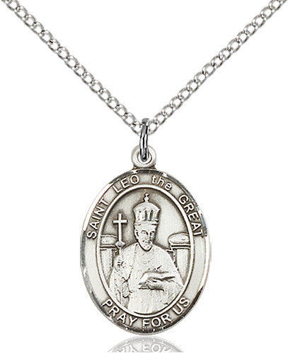 st_leo_the_great_pendant