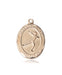 st_christopher_figure_skating_medal_14kt_gold