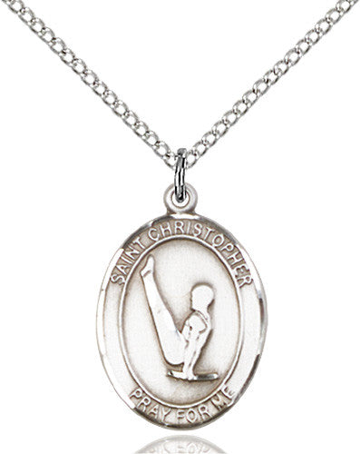 st_christopher_gymnastics_pendant