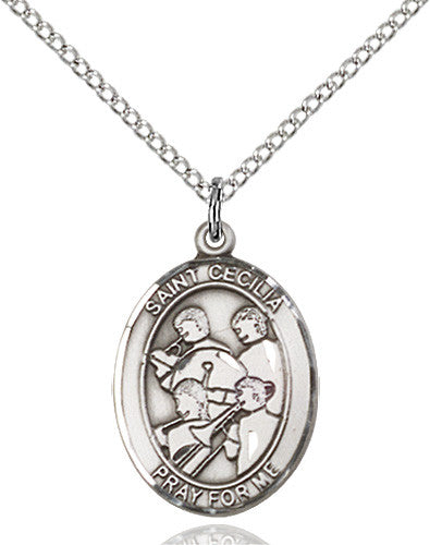 st_cecilia_marching_band_pendant