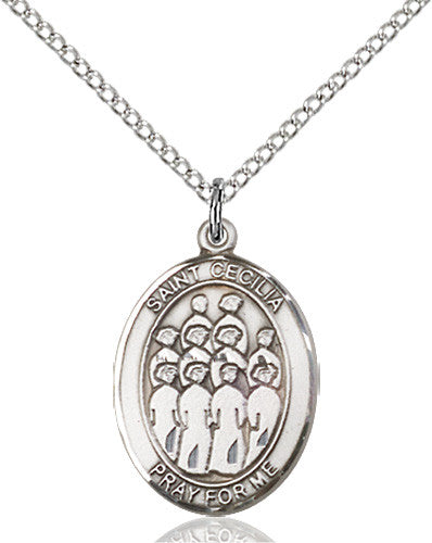 st_cecilia_choir_pendant