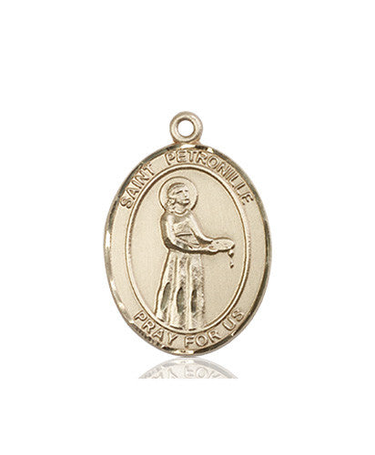 st_petronille_medal_14kt_gold
