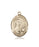 st_therese_of_lisieux_medal_14kt_gold